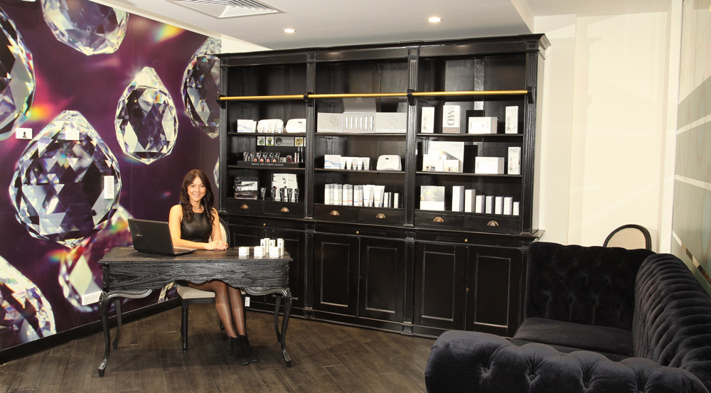 Respect Beauty and Medicine Clinic inside
