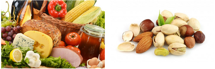 nutritional integrative medicine with healthy diet